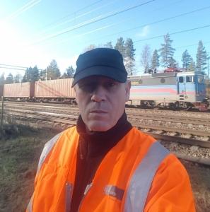 Per-Åke Lampemo Solberga Station järnvägskonsulter