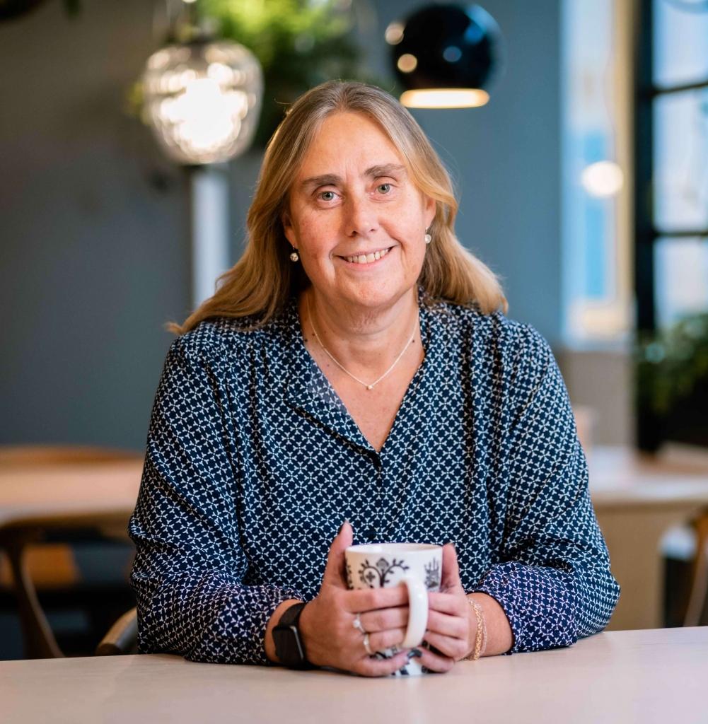 Monika Lindberg Solberga Station järnvägskonsulter