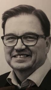 Jukka Mäki Solberga Station järnvägskonsulter